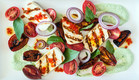 מתכון סלט עגבניות וחלומי עם טוויסט בעלילה