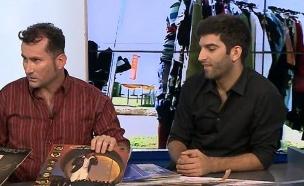 פסטיבל יד 2 באולפן (צילום: מתוך הבילויים ,ערוץ 24)