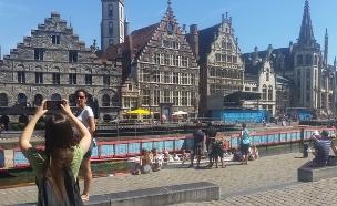 גנט, בלגיה  (צילום: רותם קפלינסקי)