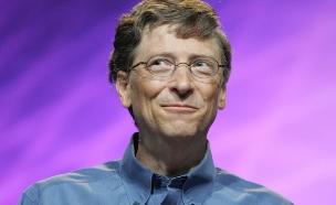 ביל גייטס (צילום: Getty images ,getty images)
