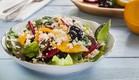 מתכון אוכל של שרב: סלט קוסקוס ופירות קיצי