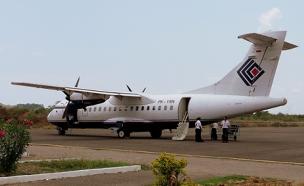 מטוס של החברה האינדונזית, ארכיון (צילום: YSSYguy at English Wikipedia)