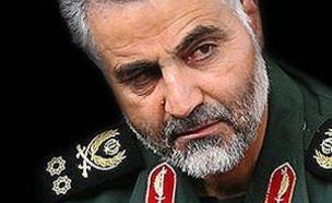 קאסים סולימאני (צילום: farsnews)