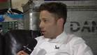 דיוויד פרנקל בראיון על סט מאסטר שף (צילום: קשת)