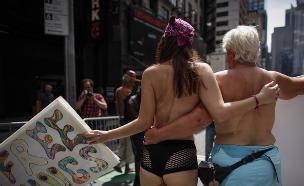 ניו יורק טופלס (צילום: getty images ,mako)