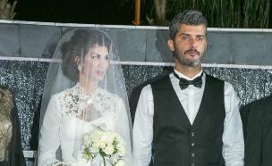 לירון רמתי התחתן, אוגוסט 24 (צילום: עופר חן)