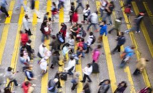 המון אנשים (צילום: thinkstock ,thinkstock)