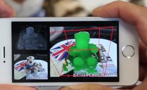 מצלמת תלת מימד (צילום: מיקרוסופט ,מיקרוסופט)