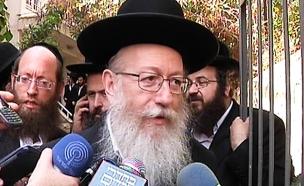 יעקב ליצמן, היום (צילום: חדשות 2)