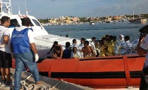 שטף המהגרים נמשך, ארכיון (צילום: Reuters)