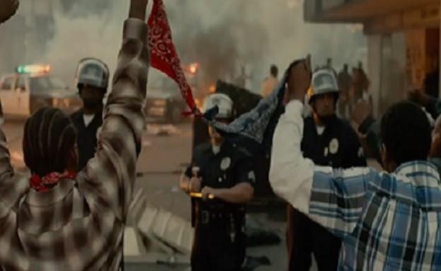 Straight Outta Compton (צילום: יוטיוב  ,יוטיוב)