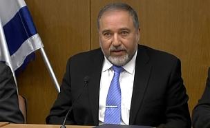 ליברמן (צילום: חדשות 2)