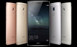 Huawei Mate S (צילום: Huawei)