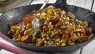 תבשיל לוביה וירקות  (צילום: אנטולי מיכאלו ,אוכל טוב)