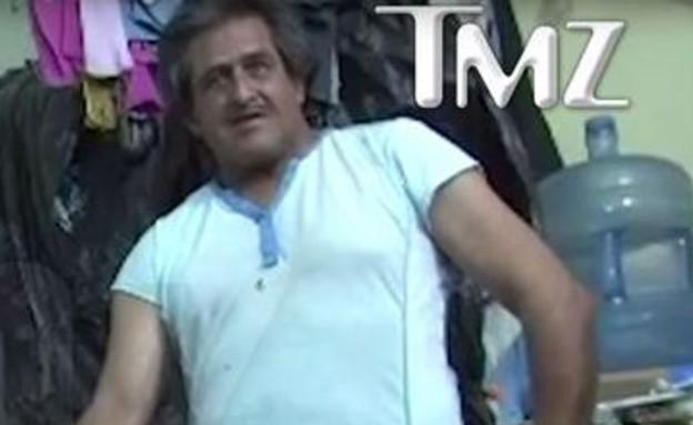 רוברטו אסקוויבל קרברה (צילום: TMZ / יוטיוב)