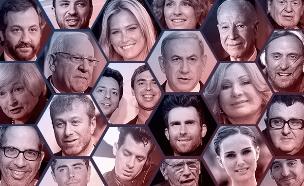 מאה היהודים המשפיעים - תמונה חיצונית