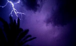 ברקים (צילום: צהלה צורף)