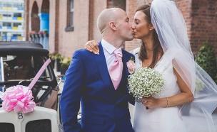 חתונה של גוסס (צילום: /www.stevegroganphotography.com ,facebook)