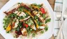 מתכון מהיר ובריא: סלט קוסקוס מלא עם חזה עוף צלוי