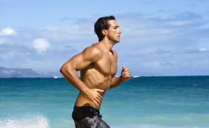איש רץ (צילום: אימג'בנק / Thinkstock)
