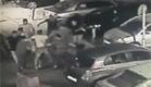 צפו בתיעוד התקיפה בתחנת הדלק (צילום: מצלמות אבטחה)