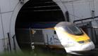 תנועת הרכבות הופסקה (צילום: רויטרס)