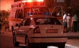 שני פצועים קשה באירוע ירי בנתניה. צילום ארכיון (צילום: חדשות 2)
