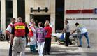 הפצועים בבית החולים הדסה (צילום: חדשות 2)