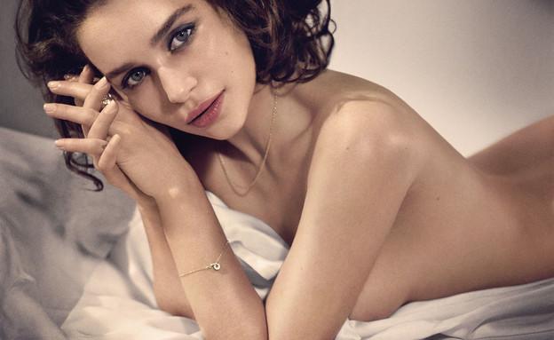 אמיליה קלארק (צילום: Esquire)