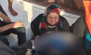 הישראלים מספרים על רגעי ההצלה (צילום: שלמה אסבן וגל ברוך)