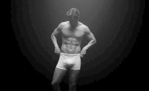 גברים אמתיים בפרסומת (צילום: יוטיוב  ,יוטיוב)