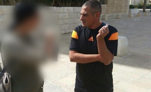 "קצין שב""ס רונן כהן, הבוקר (צילום: חדשות 2)"
