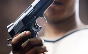 יד עם אקדח - אילוסטרציה (צילום: חדשות 2)