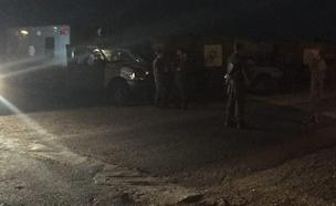 גלשן רחיפה ישראל שנסחף לשטח סוריה (צילום: חדשות 2)