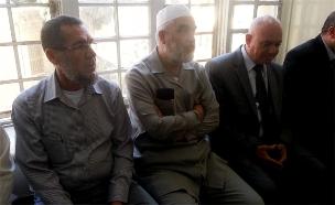 ראאד סלאח (צילום: יוסי זילברמן, חדשות 2)