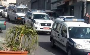 רהט: גן עדן לעבריינים - בחסות המשטרה (צילום: חדשות 2)