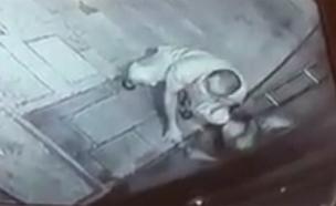 מזהים את הגנב? (צילום: חדשות 2)