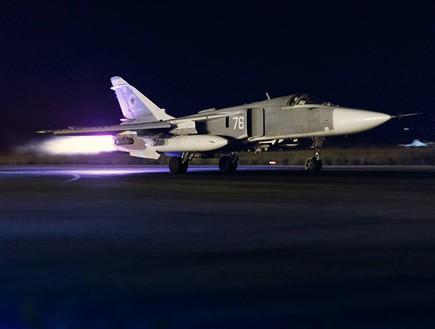 מי 8 (צילום: חיל האוויר הרוסי)