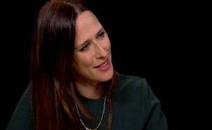 צפו: הריאיון המלא של יונית לוי אצל צ'ארלי רוז (צילום: רשת PBS)