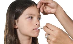 ילדה חולה (צילום: אימג'בנק / Thinkstock)