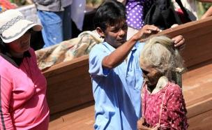 טקס המאננה (צילום: Sijori Images)