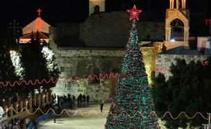 לקראת חג המולד: בית לחם נטושה (צילום: RTR)