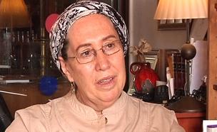 חנה הנקין, אמו של הרב איתם הנקין זל, (צילום: חדשות 2)