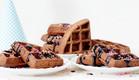 מתכון פינוק שאינו מאכזב לעולם: ופל בלגי שוקולד