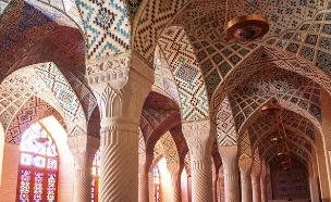 מסגד באיראן (צילום: אימג'בנק / Thinkstock ,Thinkstock)