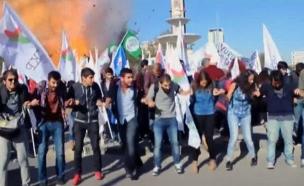 הפיגוע הקטלני ביותר שידעה טורקיה (צילום: רויטרס)