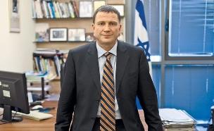 """יו""""ר הכנסת, יולי אדלשטיין (צילום: מיכל פתאל ,TheMarker)"""