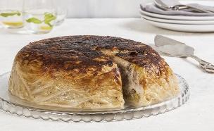 עוגת כרוב (צילום: אסף אמברם ,אוכל טוב)