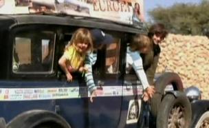 צפו: הטיול המשפחתי שנמשך כבר 16 שנה (צילום: חדשות 2)