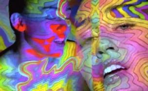 """מיילי סיירוס ב-""""Lighter"""" (צילום: צילום מסך ,פייסבוק)"""